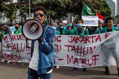 Satu Tahun Jokowi, Resesi Ekonomi dan Kebebasan Berekspresi