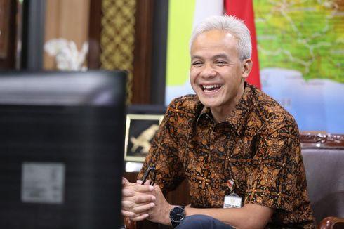 Ganjar Pranowo Dorong Mahasiswa Vokasi Berani Jadi Entrepreneur