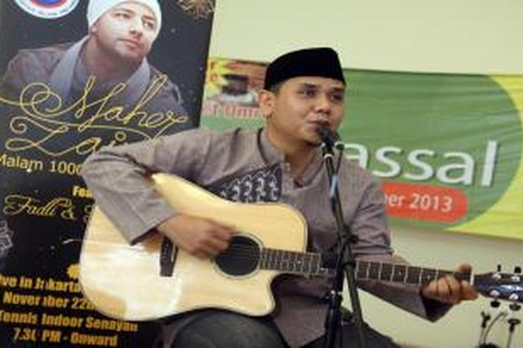 Fadly, vokalis PADI dan Musikimia