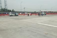 Turun 34 Persen dari Lalin Normal, 21.000 Kendaraan Lintasi GT Palimanan