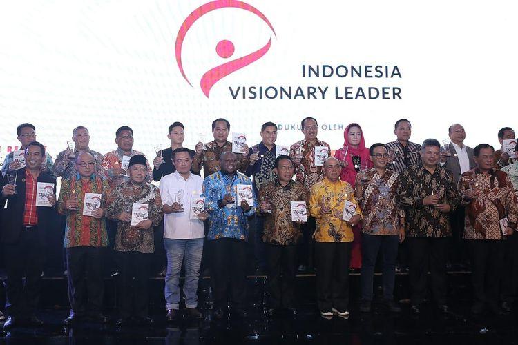 Ajang Local Leader Forum pada malam Inagurasi Indonesia Visionary Leader (IVL) musim kelima dan enam, Kamis (27/2/2020).