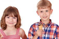 Perangi Panas, Sekolah di Inggris Beri Es Krim untuk Muridnya