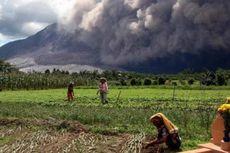 Gunung Sinabung Berstatus Awas, Soputan dan Karangetang Siaga
