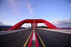Perjalanan Pembangunan Jembatan Holtekamp yang Baru Diresmikan Jokowi...