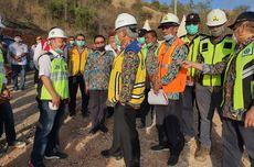 Basuki Puas Melihat Kualitas Proyek Jalan KSPN Labuan Bajo