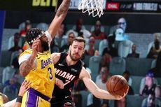 Tiga Pemain Kunci Cedera, Miami Heat Rontok pada Gim 1 Final NBA