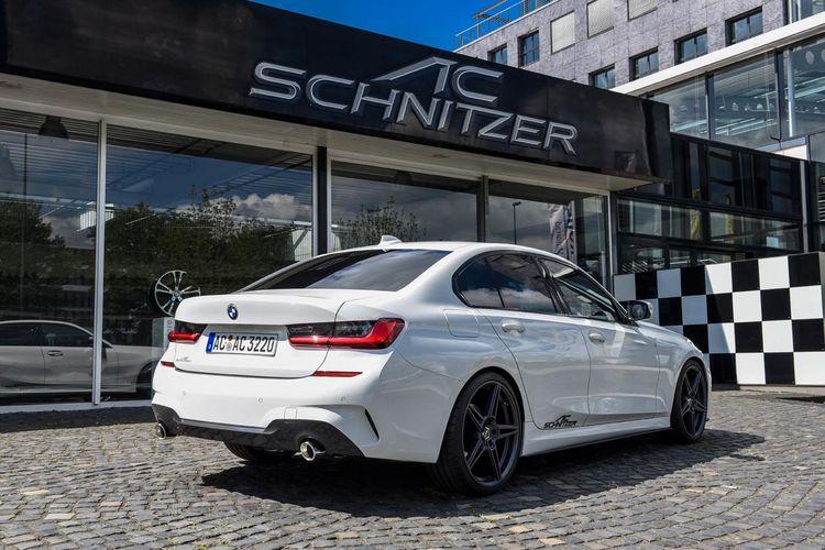 BMW 3 Series AC Schnitzer