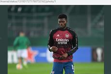Rapid Wina Vs Arsenal, Penilaian Mikel Arteta soal Debut Thomas Partey