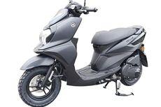 Yamaha Siapkan Skutik Petualang Baru