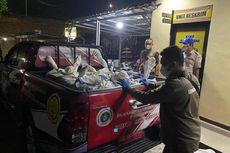 Penyelundupan 1,2 Ton Daging Celeng Gunakan Modus Sabun Cair
