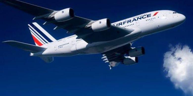 Ternyata Ada Menara Eiffel di Video Instruksi Keselamatan Air France