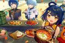 Resep Golden Shrimp Balls dari Game Genshin Impact