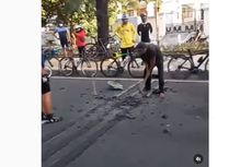 Polisi Tidur di Pulomas Dibuat Warga untuk Cegah Balap Liar, Dibongkar atas Protes Pesepeda