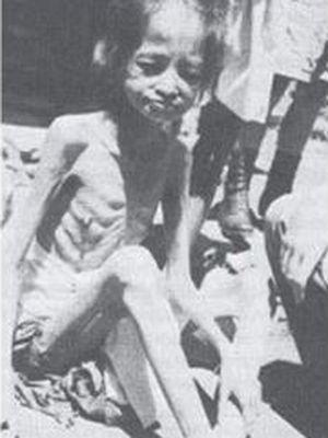 Romusha, rakyat yang dipaksa bekerja kasar oleh tentara Jepang