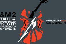 Film Metallica S&M2, Menyaksikan Konser Megah di Layar Bioskop