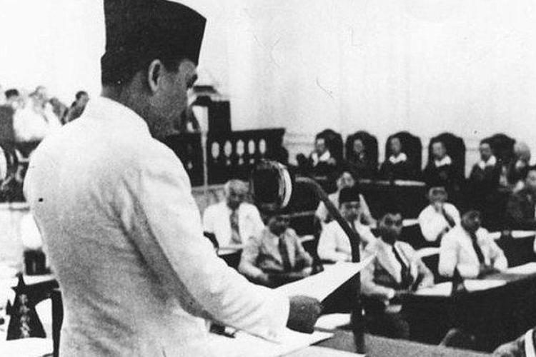 Pidato Sukarno pada sidang BPUPKI