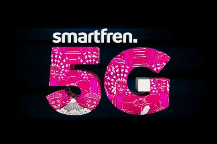 Ilustrasi 5G Smartfren.