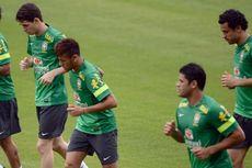 Scolari: Brasil Sanggup Taklukkan Spanyol