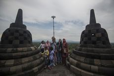 Lantai 9 dan 10 Candi Borobudur Ditutup Mulai Hari Ini, Ada Apa?
