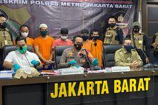 Polisi Tangkap Satu Lagi Anggota Komplotan Begal Pesepeda yang Kerap Beraksi di Jakbar