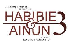 Trailer ke-2 Habibie & Ainun 3 Dirilis: Reza Rahadian Bertransformasi, Jefri Nichol Berlutut