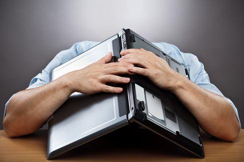 Perhatikan, 5 Cara Atasi Stres di Tempat Kerja