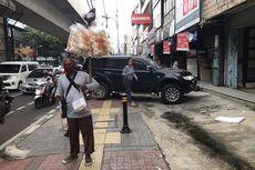 [POPULER JABODETABEK] Tunanetra Tabrak Truk di Trotoar | PSI Disebut Cari Panggung