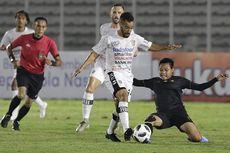Timnas U23 Vs Bali United - Gol Osvaldo Haay Dibalas Lerby, Garuda Muda Masih Unggul