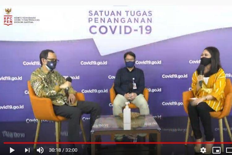 Duta Mahasiswa untuk Perubahan Perilaku pencegahan Covid-19