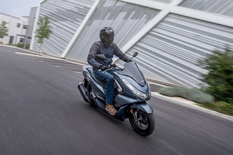 All New Honda PCX 125