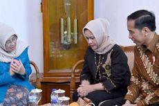 Kenangan Terakhir Saat Hasyim Muzadi Dijenguk Jokowi
