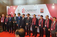Presiden Jokowi Dapat Penghargaan Tertinggi Insinyur di Asia Tenggara