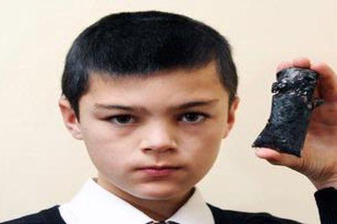 Terluka, Bocah 11 Tahun Salahkan BlackBerry