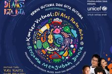 Erwin Gutawa dan Gita Gutawa Gelar Konser Virtual Di Atas Rata-rata Hari Ini