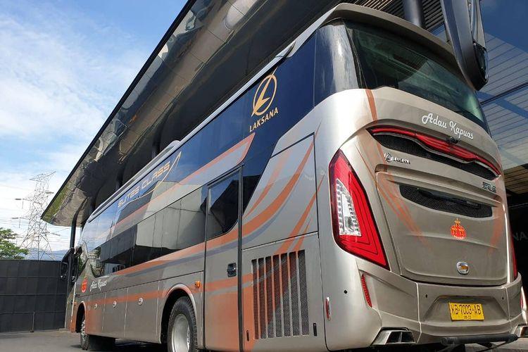 Bus Suites Class PO Tri Star Melawi