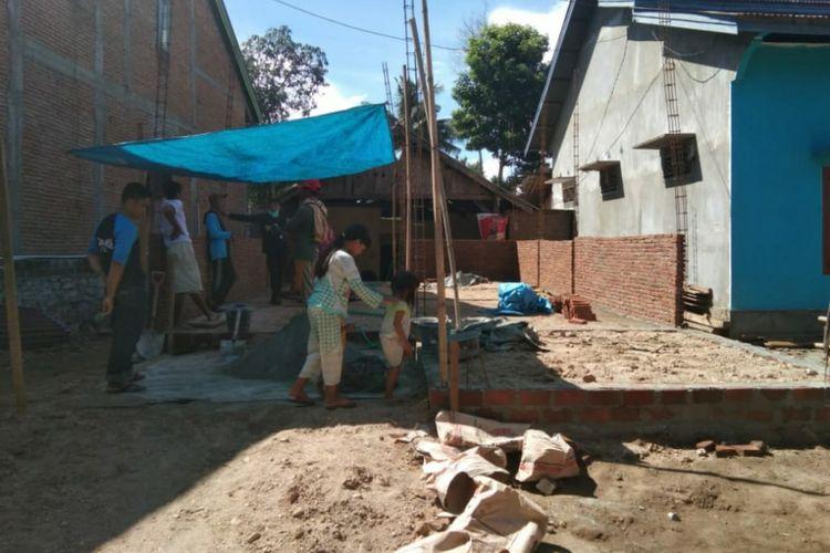 Bantuan Stimulan Perumahan Swadaya (BSPS) di Sulawesi Barat
