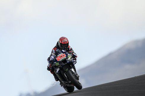 Hasil MotoGP Portugal 2021: Quartararo Juara, tapi Banyak yang Crash