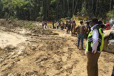 Inspeksi Trans-Papua, Wamen PUPR Temukan 84 Titik Jalan Rusak Parah