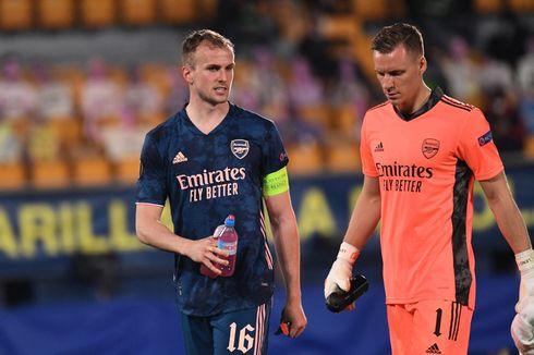 Hasil Liga Europa Tak Sesuai Ekspektasi, Kiper Arsenal Bicara Rasa Cinta pada Klub