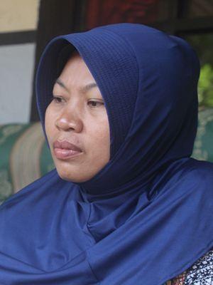 Mataram, Kompas.Com Nuril ketika berada di rumahnya, masih berharap Presiden Jokowi meresponya
