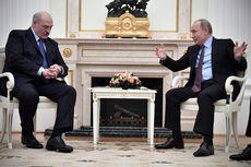 Presiden Putin Suntikan Dana Dukungan Rp 22,3 triliun untuk Presiden Lukashenko