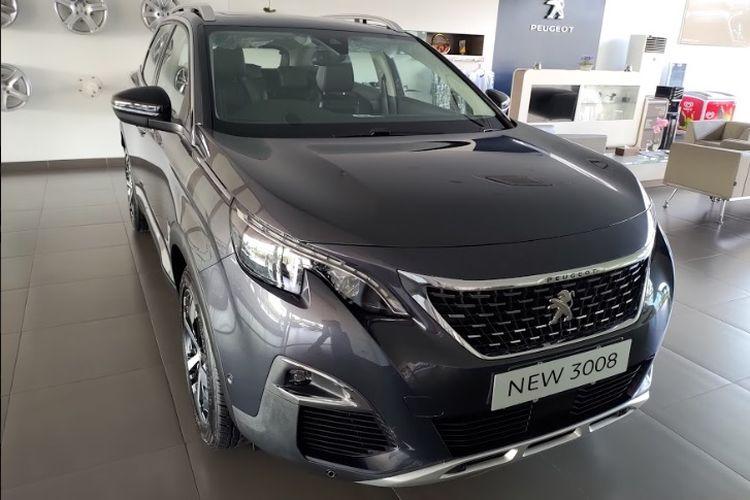 Peugeot 3008 SUV Allure Plus Aster Grey