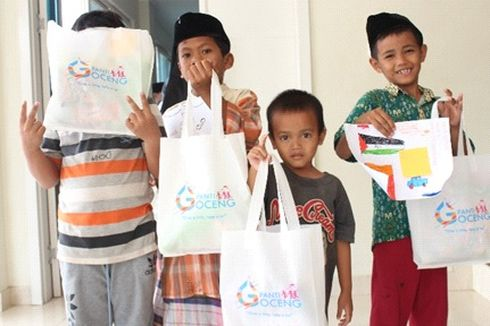 Panti Goceng, Cara Mahasiswa IPB Berbagi Ilmu dan Kebahagiaan ke Anak Panti Asuhan