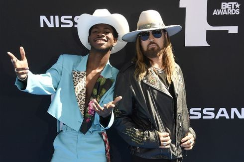 Old Town Road Milik Lil Nas X Tumbangkan Rekor Mariah Carey di Billboard Hot 100
