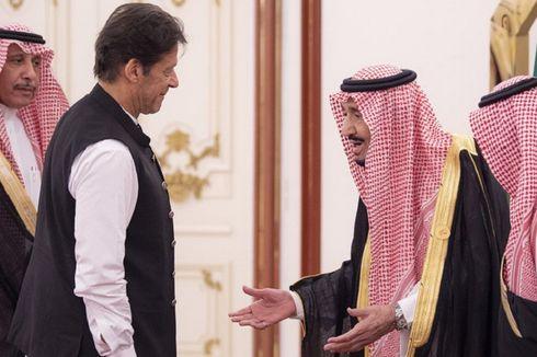 Hadiri Pertemuan Negara Arab di Mekkah, PM Pakistan Disebut Tak Hormati Raja Salman