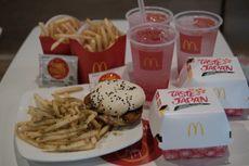 Menu Baru McDonald's Indonesia Taste of Japan, Ada Burger Yakiniku