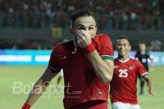Spasojevic Persembahkan Golnya untuk Keluarga dan Rakyat Indonesia