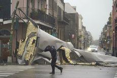 New York Umumkan Keadaan Darurat Akibat Dilanda Badai Ida