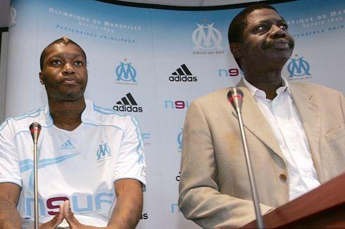 Eks Presiden Marseille Wafat karena Corona, Djibril Cisse-Ribery Berdukacita