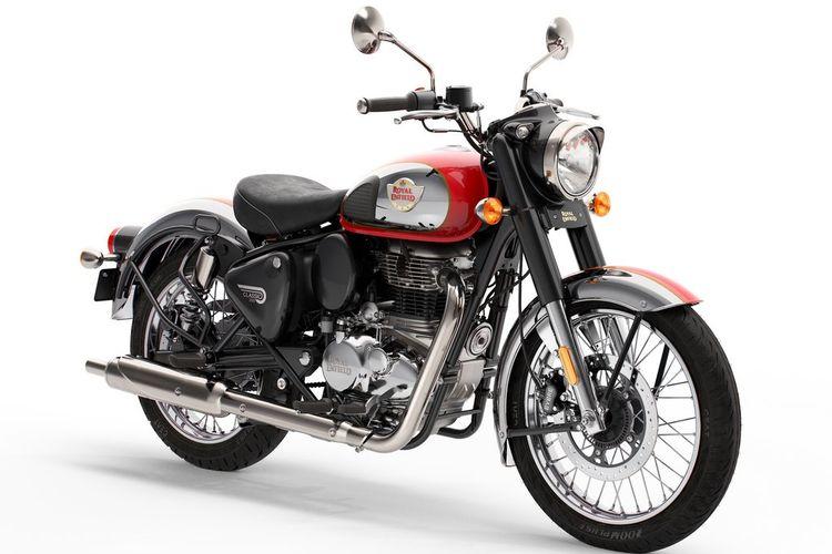 Royal Enfield Classic 350 model baru